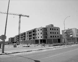 Paralizadas las obras de construcción del Residencial Reina Sofía promovidas por el grupo Prointisa