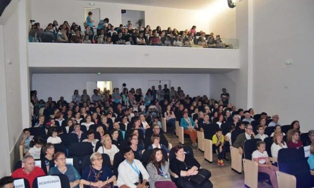 """El I Festival Internacional de Cortos Cachinus de Cine logra """"lleno absoluto"""" en el Auditorio de Cilleros"""