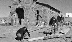 Un santuario en Argentina, que será una réplica al de Almendralejo, atenderá a unas 300 familias