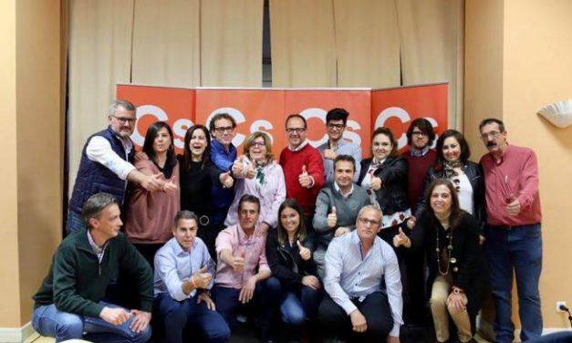 Ciudadanos Coria busca el contacto con la sociedad de cara a las próximas elecciones del día 26 de mayo