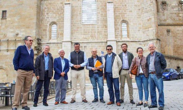 La segunda fase de las obras de la Catedral de Coria comenzará a finales de este mes