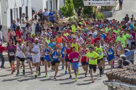 La XXXVI edición de la Subida a la Ermita Campo a Través reúne a 120 participantes