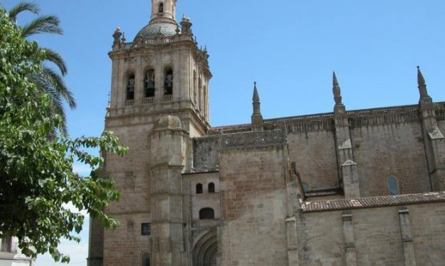 La segunda fase de las obras de restauración de la Catedral de Coria comenzará esta semana
