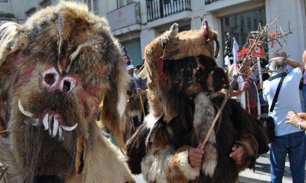 El norte de Extremadura presente en la XIV edición del Festival Internacional de la Máscara Ibérica de Lisboa
