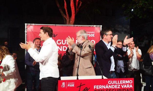 """Héctor Lisero resalta que va a """"sacar a la ciudad de Coria de la asfixia urbanística y económica"""""""