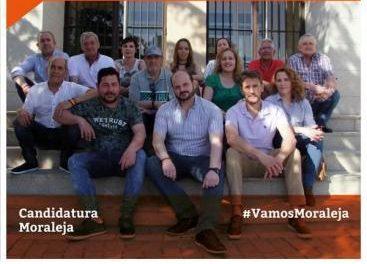 """Ciudadanos Moraleja quiere que """"el pueblo crezca porque la situación en la que se encuentra es mala"""""""