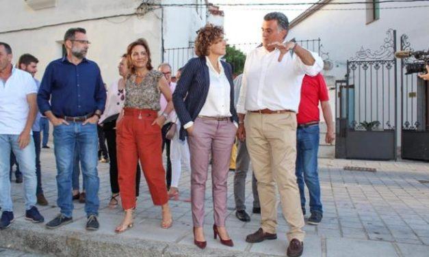 """Ballestero subraya que el Partido Popular """"es la garantía de solvencia para los pueblos"""""""