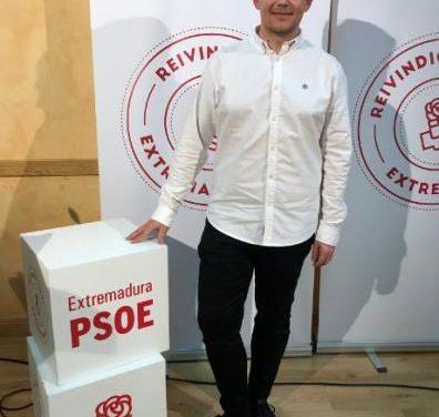 """Héctor Lisero hace un balance """"agridulce"""" de las elecciones municipales porque no han conseguido renovar Coria"""