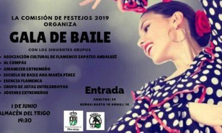 La Comisión de Festejos de San Buenaventura celebrará este sábado una Gala de Baile en la Nave del Trigo