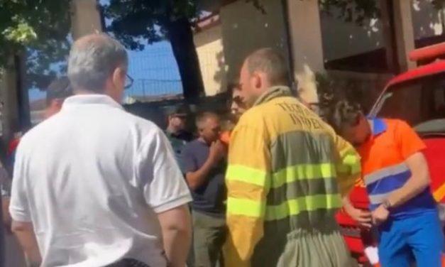 Hoyos se convierte en el primer pueblo que implanta un plan de emergencia para hacer frente a los incendios