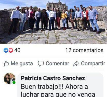 """El PP denuncia que el PSOE luchará """"para que no venga un duro a Coria"""" tras la victoria de Ballestero"""