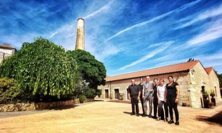 A Velha Fábrica de Valverde del Fresno recibe el premio a mejor hotel rural de España 2019