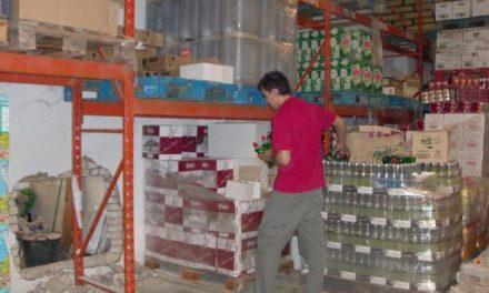 Varios ladrones roban más de 60.000 euros en mercancía en una gran superficie de Coria durante la madrugada