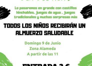 Los más pequeños de Moraleja podrán disfrutar este domingo de una jornada lúdica en La Alameda