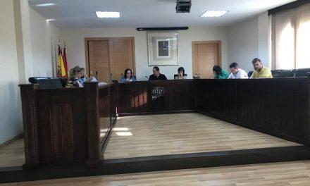 La Corporación Municipal de Moraleja celebra el último pleno extraordinario de la legislatura