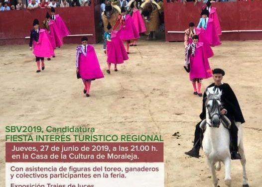 Moraleja tiene todo preparado para dar a conocer este jueves las ganaderías y novilleros de las fiestas