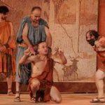 La obra de teatro Miles Gloriosus agota las localidades en el festival de Teatro Romano de Mérida