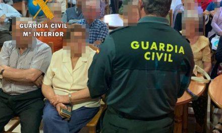 Detenido en  Alcuéscar un antiguo empleado de un centro asistencial por un delito de hurto