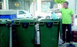 Los empresarios de Almendralejo han mostrado su malestar por la subida de la tasa de basura