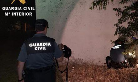 La Guardia Civil detiene a los autores de varios robos en diferentes zonas agrícolas de Riolobos y Holguera