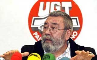 Cándido Méndez inaugura en Don Benito una escuela de verano de UGT sobre´La acción sindical del futuro´.