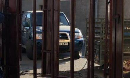 El Ayuntamiento de Moraleja coloca un segundo vallado para dar más seguridad durante los festejos taurinos