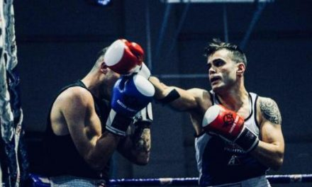 Un moralejano participará del 16 al 21 de julio en el campeonato de España de boxeo