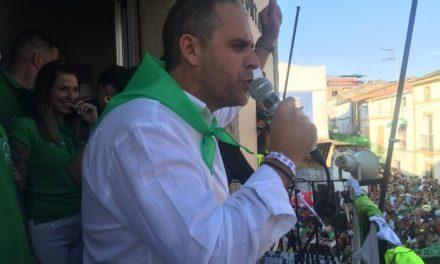 El alcalde de Moraleja pide a sus vecinos que tiñan de verde las calles en estos días de fiesta