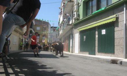 Los toros de Carmen Valiente realizan  un encierro rápido y sin incidentes de poco más de 2 minutos