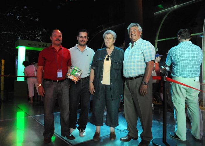 """Sierra de Montánchez y Tamuja presenta en la Expo 2008 de Zaragoza la """"Ruta de los molinos"""" y Eco Dehesa"""