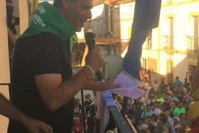El alcalde de Moraleja realiza un balance positivo de las fiestas confiando en que sean de Interés Turístico