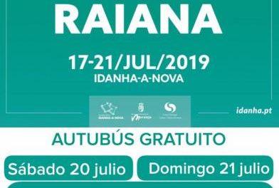 El Ayuntamiento de  Moraleja habilita dos autobuses gratuitos para visitar la Feria Rayana de Idanha-a-Nova