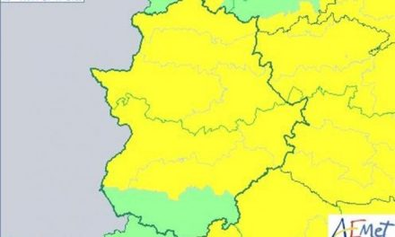 El 112 activa la alerta amarilla por temperatura que rondarán los 40 grados en el norte de Cáceres