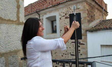 La edil del PP María Teresa Rodríguez Pacheco será la abanderada de los Sanjuanes de Coria en 2020