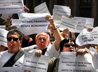 Los afectados extremeños por al fraude de Afinsa y Forum Filatélico anuncian movilizaciones