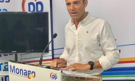 """El PP denuncia un """"mes de julio negro"""" para la sanidad extremeña y critica la inacción de la Junta"""