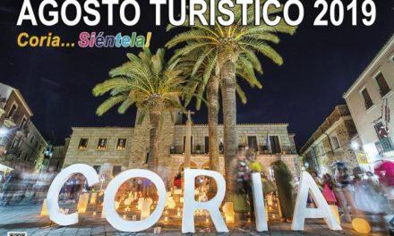 Arranca el Agosto Turístico de Coria con el concierto de Sara Baras y el XII Descenso del Río Alagón