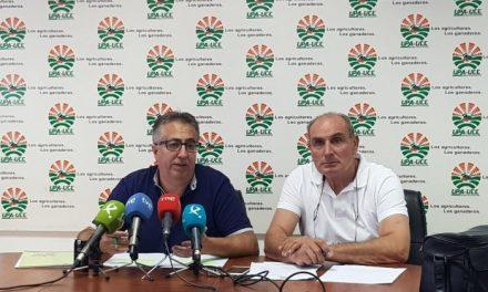 """UPA-UCE Extremadura reclama medidas urgentes ante los problemas de """"gravedad"""" de la sequía"""
