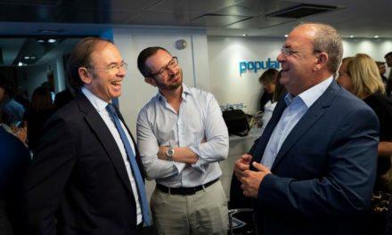 José Antonio Monago presidirá la Comisión de Presupuestos del Senado en Madrid