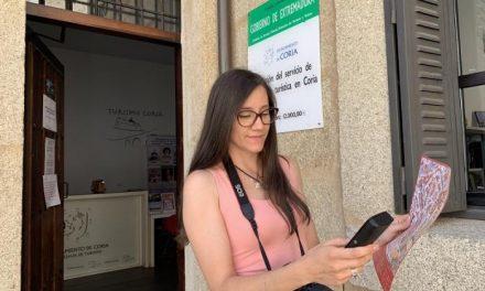 Coria incrementa la calidad de las visitas al Casco Histórico a través de audio-guías