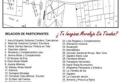 Más de una cuarentena de establecimientos participará en el primer mercado de proximidad de Moraleja