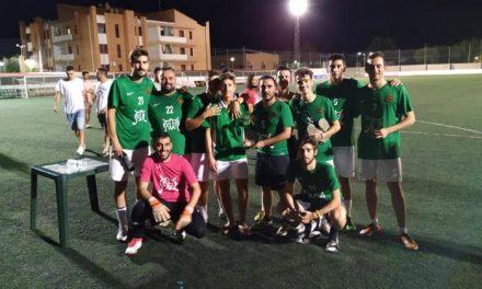"""El equipo """"La Alhambra"""" se proclama campeón de la XVI Liga de Fútbol-7 Villa de Moraleja"""