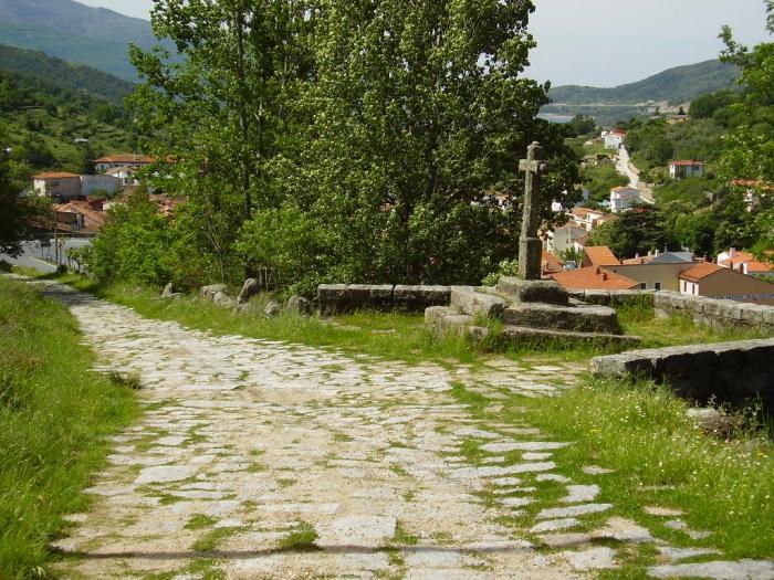 Baños de Montemayor recuperará la calzada romana a su paso por la localidad con una inversión de 410.000 €