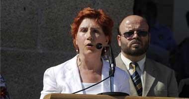 La alcaldesa de Cáceres, Carmen Heras, sufre un accidente isquémico transitorio y hoy le dan el alta