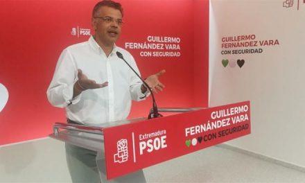 """El PSOE se marca como objetivo crear empleo y seguir reivindicando las """"infraestructuras pendientes"""""""