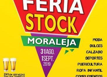 Más de una decena de empresas participará en la XVIII edición de la Feria del Stock de Moraleja