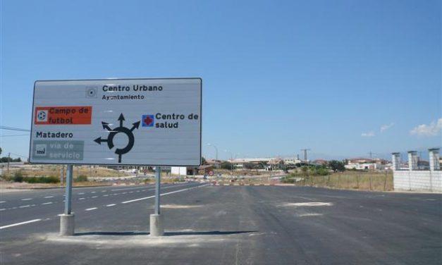 El nuevo centro de salud de Talayuela dispondrá de dos nuevas vías de emergencia que serán urbanizadas