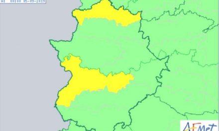 El Centro 112 activa la alerta amarilla por altas temperaturas en la zona norte de la provincia
