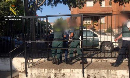 Ingresa en prisión el causante de los ocho incendios forestales de Valverde del Fresno