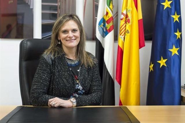 """La delegada del Gobierno señala que el autor de los incendios en Sierra de Gata es una persona """"peligrosa"""""""